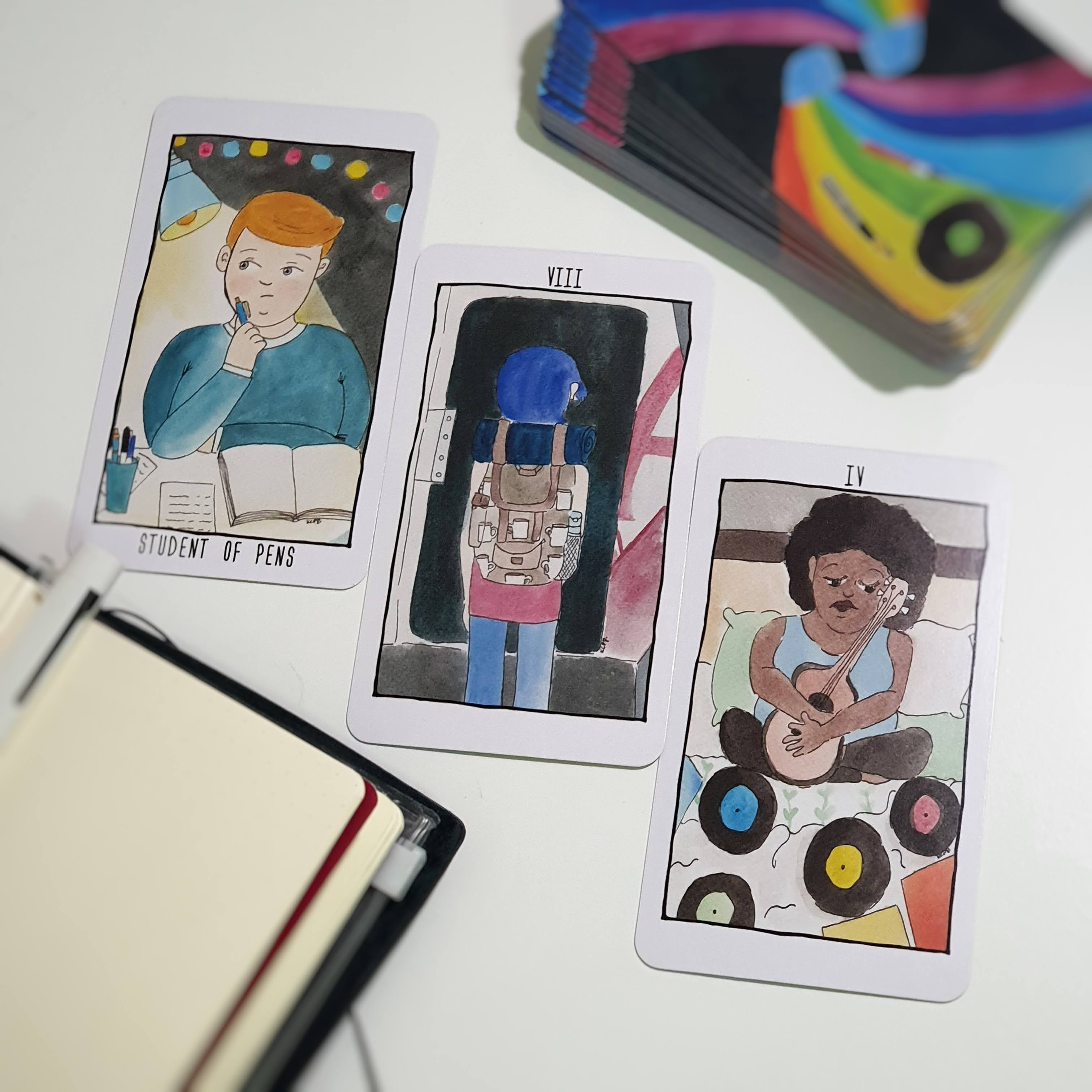 The Quirky Creatives Tarot