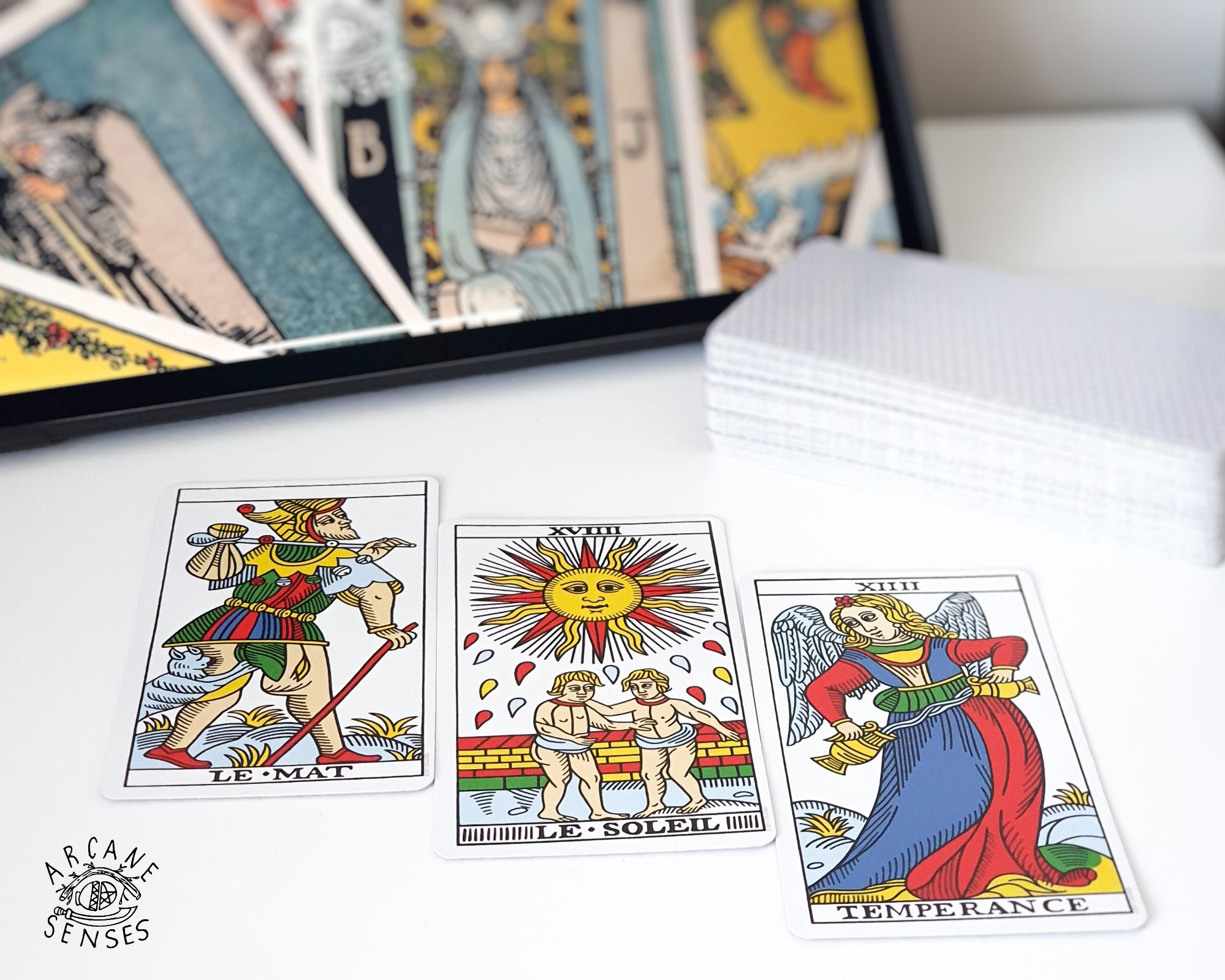 E-mail Tarot Readings